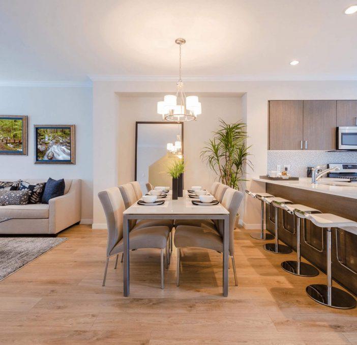 Property management rental homes