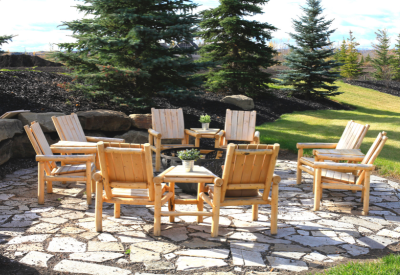 Backyard Updates Homebuyers are Looking For - stone patio