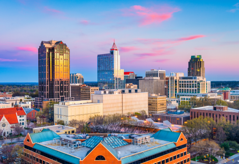best places to rent - raleigh