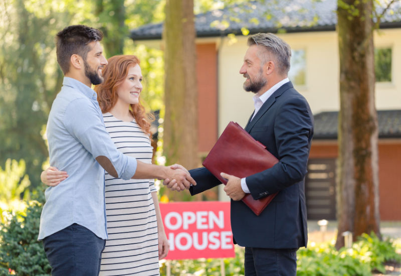 offer rejected on your dream home - talking to agents