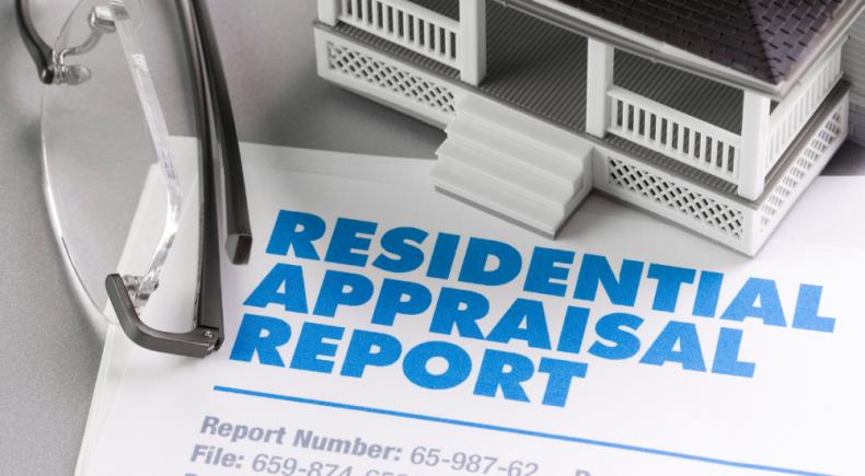 appraisal gap report