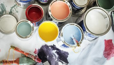 Paint Colors For The Kitchen, Living Room & More